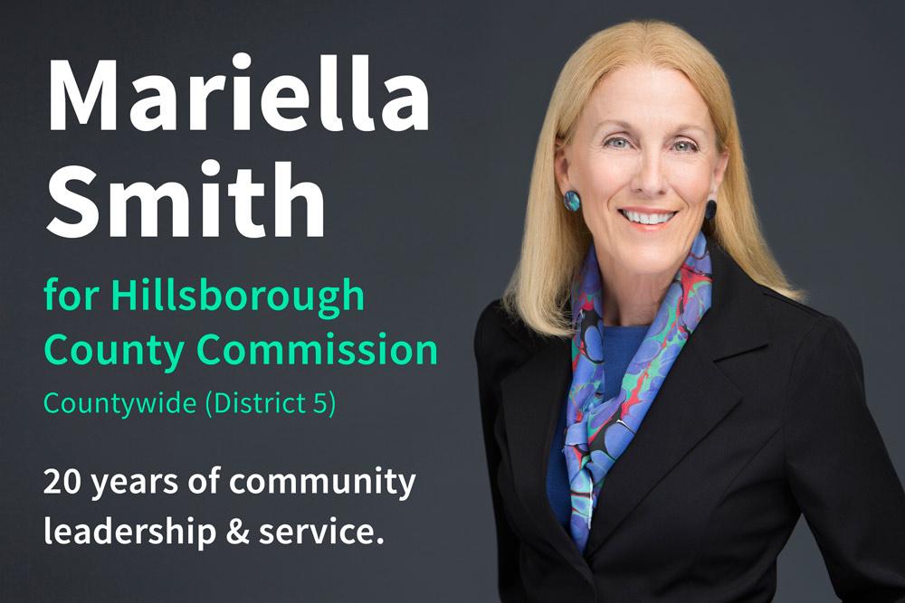 Mariella Smith for Hillsborough County Commission